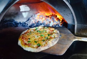Oven Delivers New Kind of PieCarluccio's brings coal-fired pizza to Northfield eatery