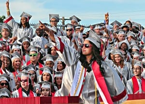 Vineland graduation 1