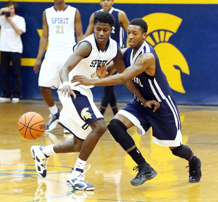 Holy Spirit boys basketball