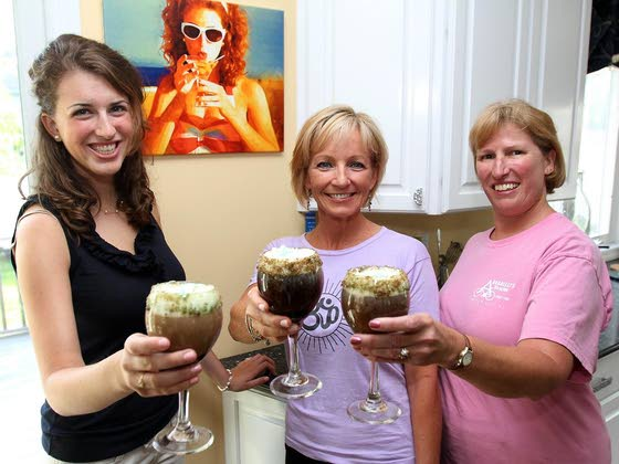 Legacy Recipe: Inspired by her mother-in-law, Marmora woman adds her own touches to her favorite drinks