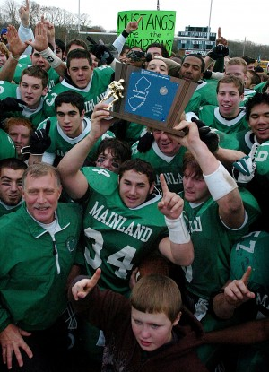 mainland regional football