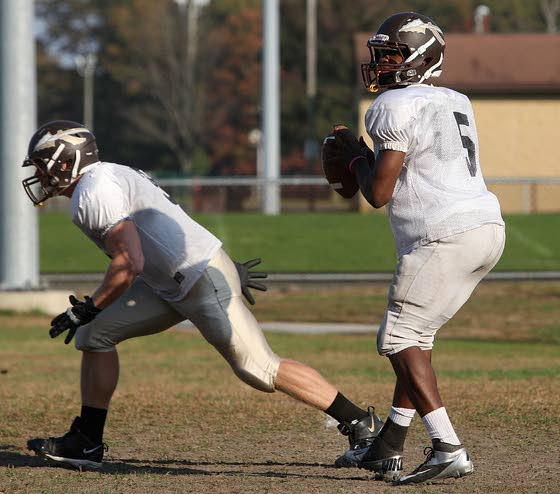 Notre Dame recruit Rashad Kinlaw finally ready to go for Absegami