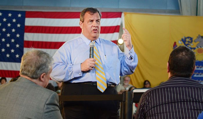 CHRISTIE IN LBI
