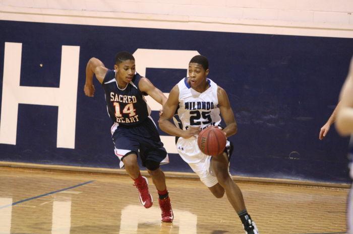 Wildwood catholic basketball