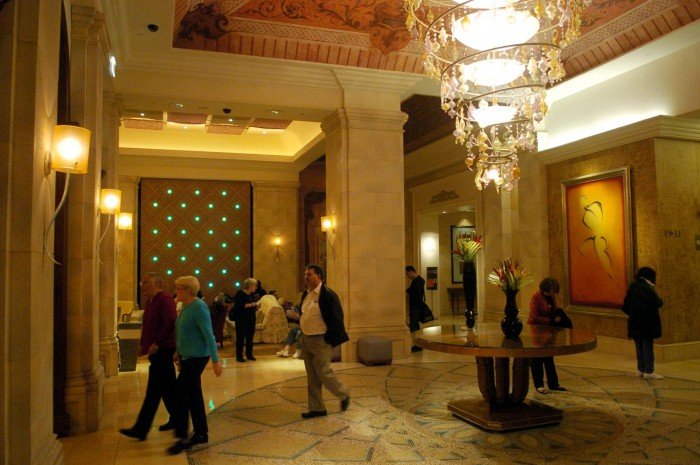 borgata renovations