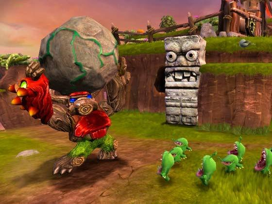 'Skylanders Giants' bigger, but expensive to play