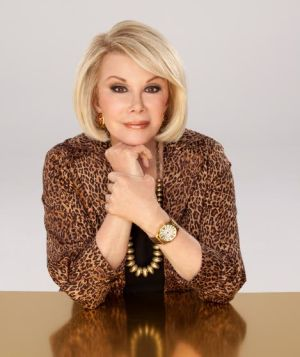 Music, Comedy And More To Do At The Shore Today: Joan Rivers