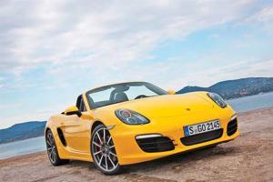 Bold Upgrades to the 2013 Porsche Boxster