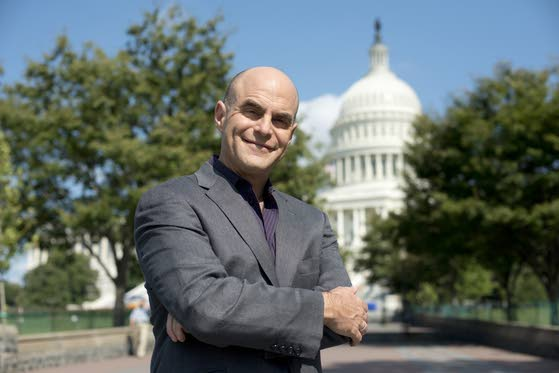 TV: NPR host Peter Sagal hits the road in 'Constitution USA'