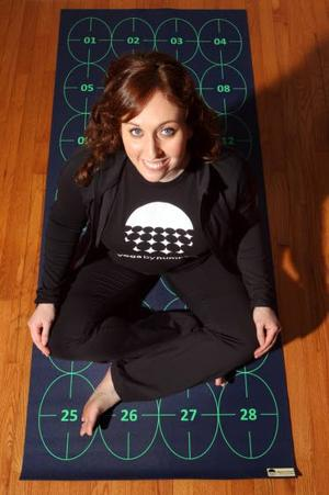 Yoga by Numbers works to bring poses to the people