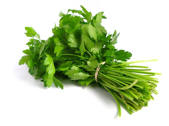 Health briefs: Parsley packs a punch, tell doctor family history, exercise for memory