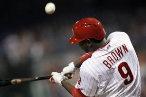 Brown rewarding Phillies' patience with breakout year