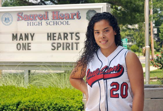 Danielle Lugo ensures Lions stand tall during final season