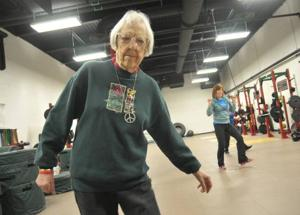 Galloway resident, 99, inspires people to stay active well into their later years