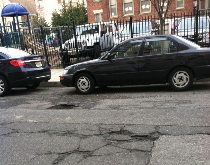 Pothole Patrol