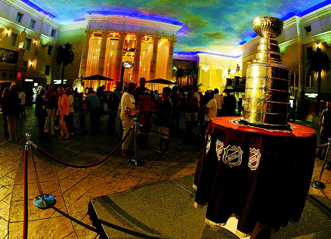 Stanley Cup Caesars 2011