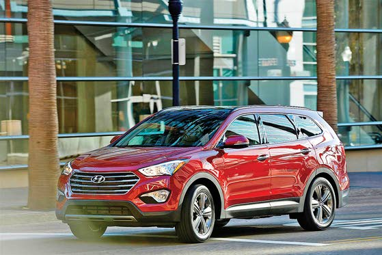 2013 Hyundai Santa Fe: Function, Comfort, Power