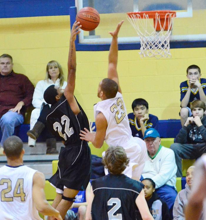 holy spirit eht basketball