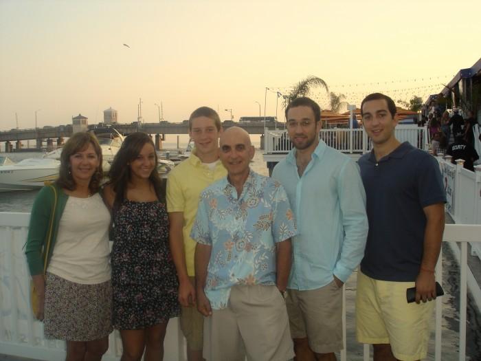 Sara Lands family