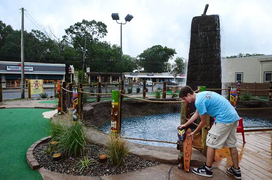 Miniature golf joins Northfield attractions