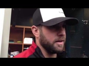 Jon Dorenbos talks about the firing of Eagles coach Andy Reid