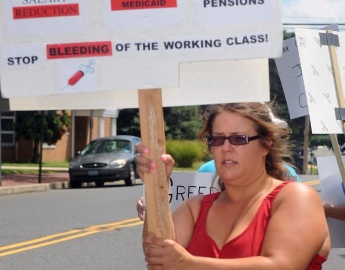 LOBIONDO PROTEST