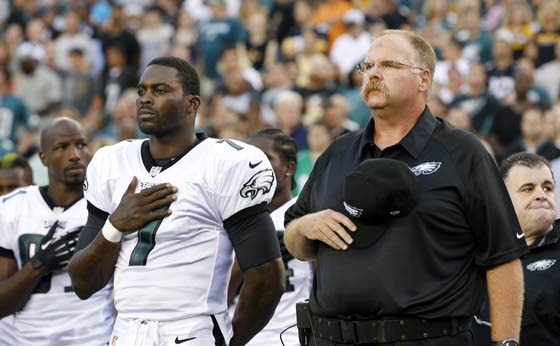 3 years later, Vick remains grateful to Eagles