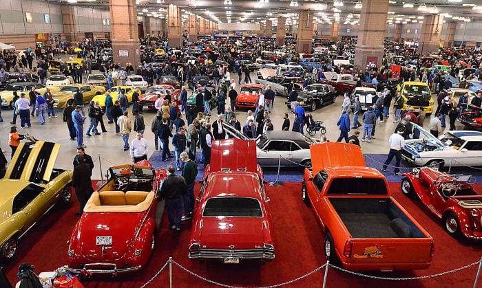 Dream Classic Car Dream at Classic Car Show