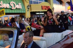 Miss America Parade: Miss Oklahoma Kelsey Griswold - Vernon Ogrodnek