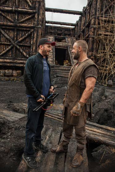 Film: Director Darren Aronofsky floats a fuller version of the Bible's Noah tale