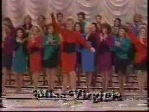 Miss America 1991 -- Ten Finalists