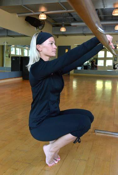 Your Workout: Plie squat