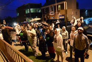 Pleasantville teen vigil