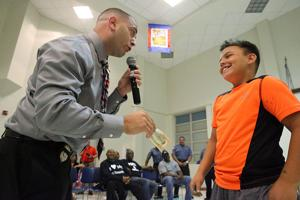 Police Encounter Seminar Middle Twp.