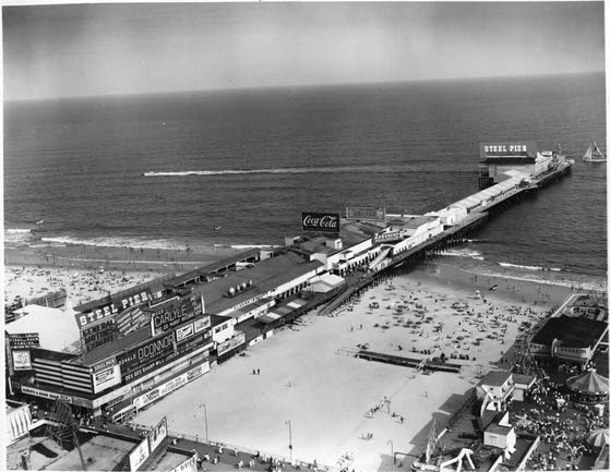 Sand in my Shoes: A passion for the Steel Pier