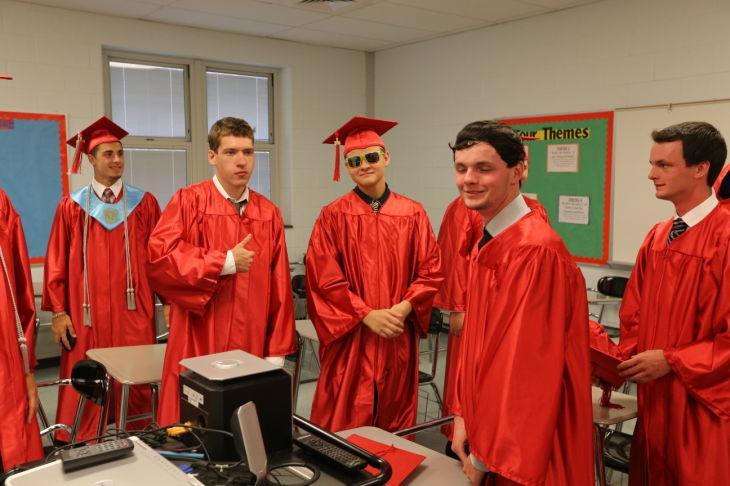 OCHS graduation