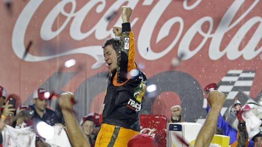 Martin Truex Jr.'s win at the Coca Cola 600