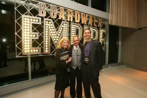 Boardwalk Empire premiere