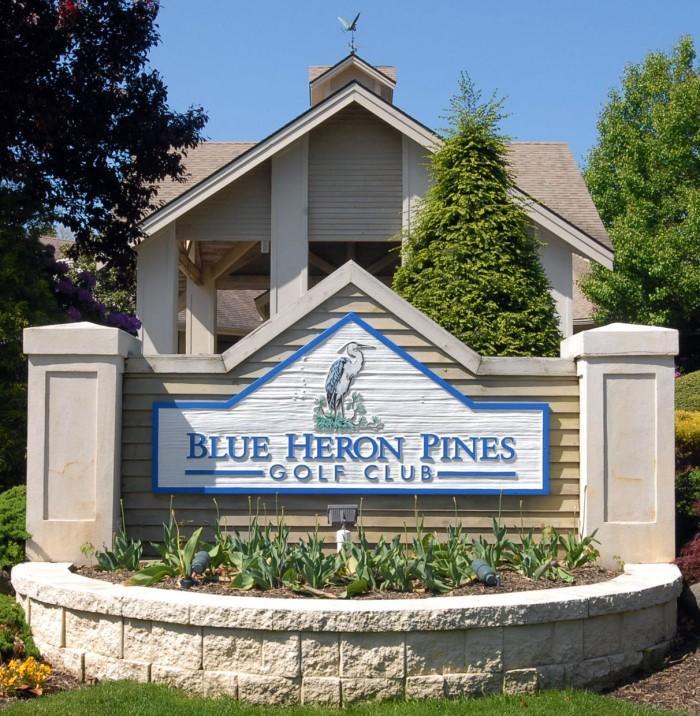 ats blue heron pines