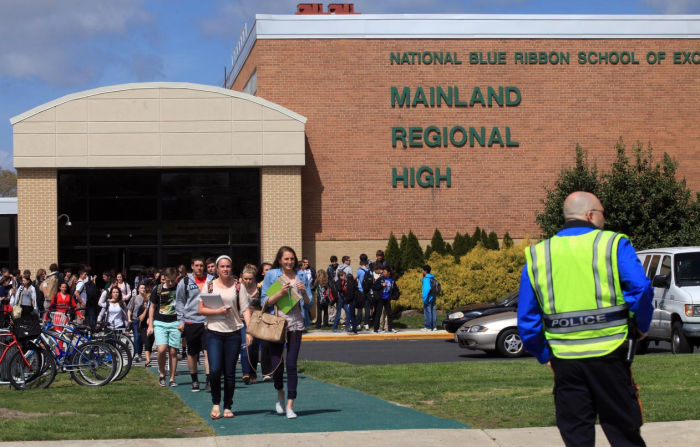 Mainland Evacuated