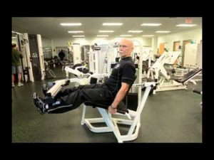Your Workout: Leg Extension
