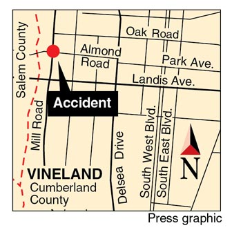 Vineland accident