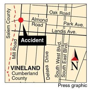 Vineland accident