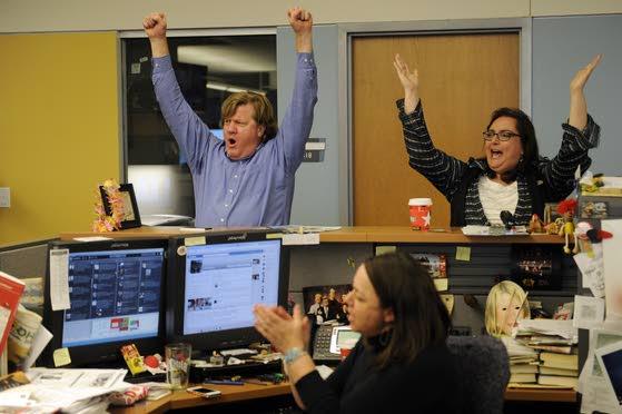 Denver Post wins Pulitzer  for coverage of massacre