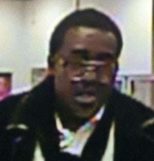 alleged bank robber