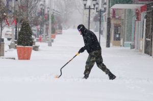 Photos of Winter Snow Storm in Cumberland County