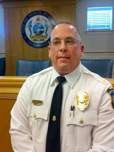 North Wildwood Police Chief