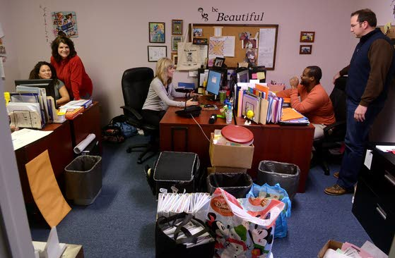 New Year, new locationFor many local  nonprofit agencies, 2012 will include a date with  the moving van