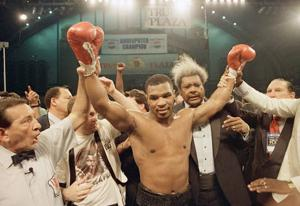 25 years ago, Tyson-Spinks fight had all eyes on A.C.