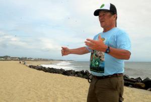 surfer impact